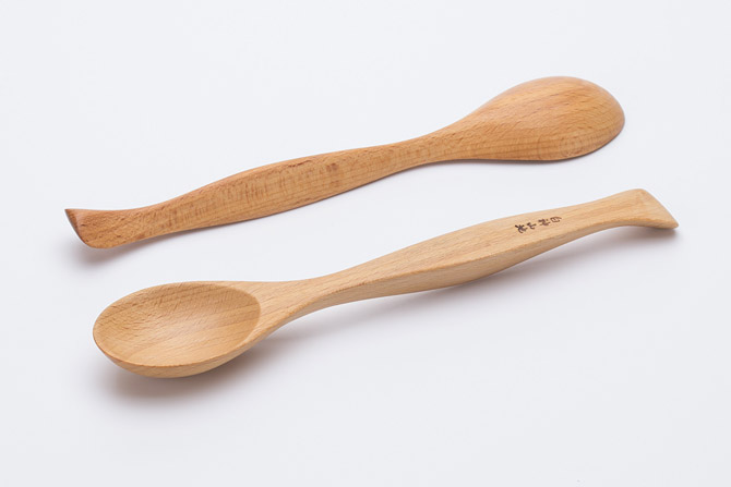Handmade spoons