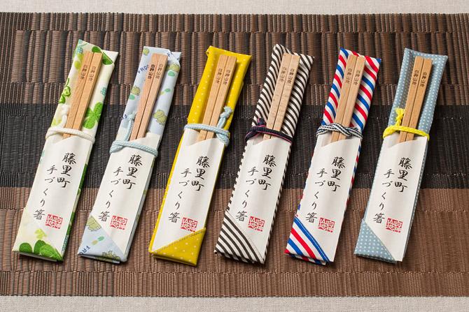 Handmade chopsticks